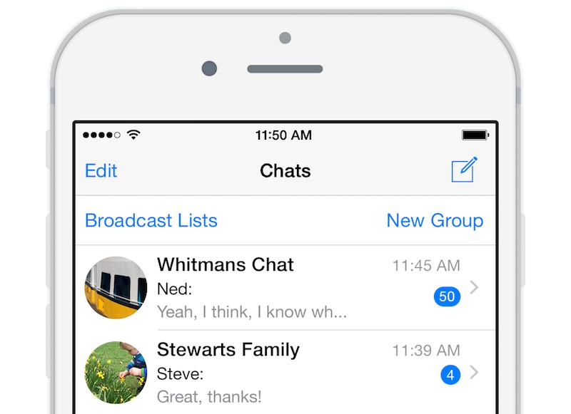 how to delete whatsapp group message for everyone