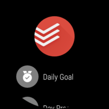 Android Pie App Actions] Todoist adds dark theme, launches